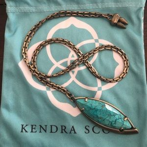 Kendra Scott Milla Necklace